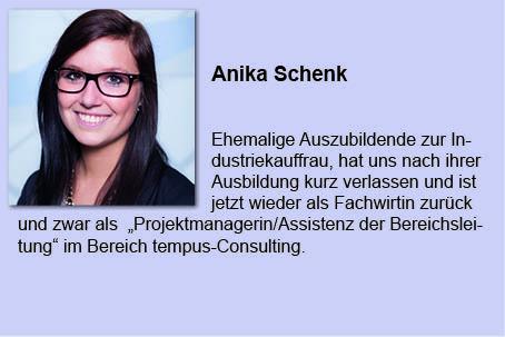 Azubis Anika