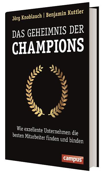 Buch Das Geheimnis der Champions