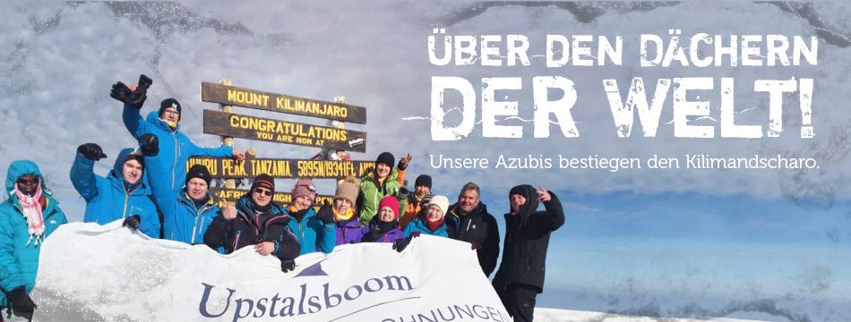 Bodo Janssen Kilimandscharo