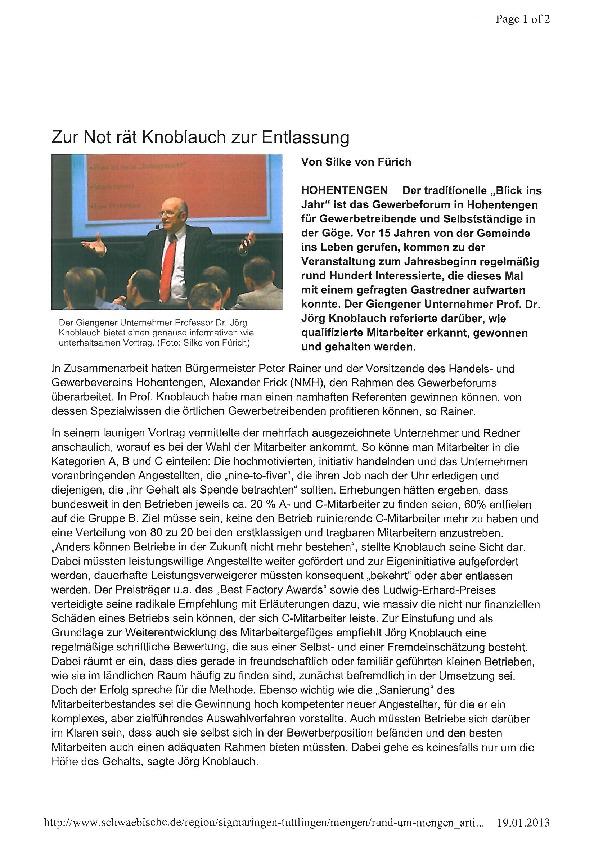 Zur Not rät Knoblauch zur Entlassung-thumbnail