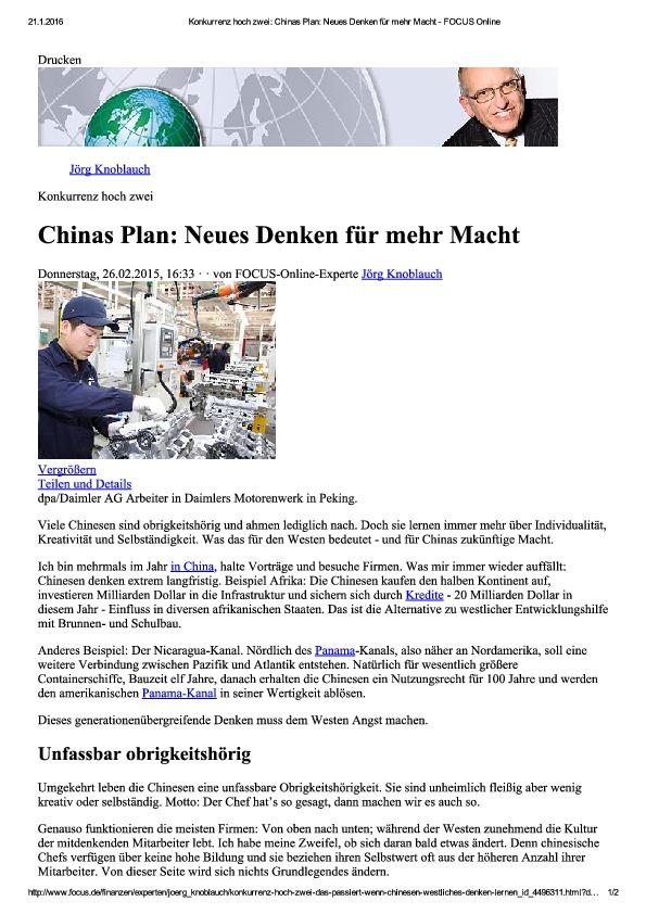 02 Konkurrenz hoch zwei- Chinas Plan- Neues Denken für mehr Macht - FOCUS Online-thumbnail