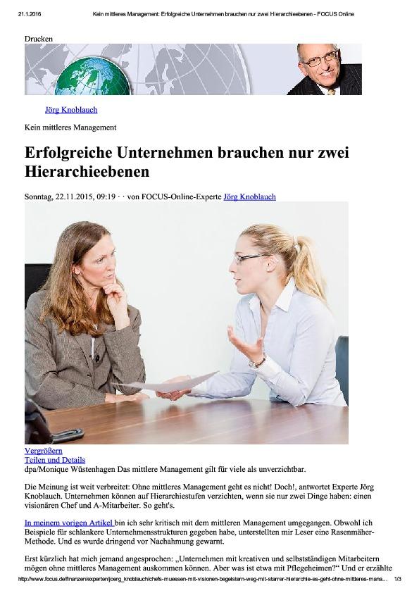 03 Kein mittleres Management- Erfolgreiche...r zwei Hierarchieebenen - FOCUS Online-thumbnail